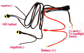 hid wiring harness solidfonts 50w relay harness wiring fjrtech com dedicated to the fjr1300 enthusiast