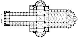 Popular Chartres Cathedral Floor Plan With Chartres Cathedral Part IICathedral Floor Plans