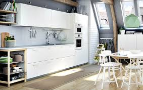 ikea kitchen designs. unique ikea haggeby kitchen white gloss drk architects designs