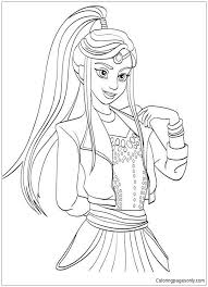 Free coloring page michael jordan to print. Jordan 1 Coloring Pages Descendants Coloring Pages Free Printable Coloring Pages Online