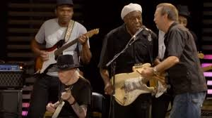 """Johnny Winter, Eric Clapton, <b>Buddy Guy</b> and Others Play """"<b>Sweet</b> ..."""