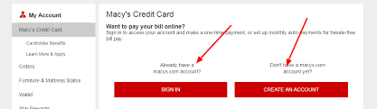First, every cardholder is assigned an account status based on the amount of money they. Log In To Your Macy S American Express Card Account Log In