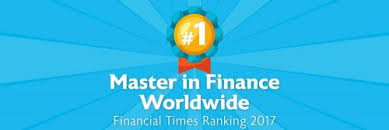 master in finance edhec ranked 1 master in finance worldwide by the 2017 financial