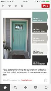 Love this for exterior house colors! Chip It! by Sherwin-Williams   ChipCard by kmitchum
