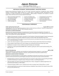 Mechanical Engineering Resume Examples Google Search Construction