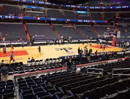 Washington Wizards Virtual Seating Chart Capital One Arena Section 121 Seat Views Seatgeek