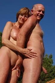 Older Nude Couples Erection