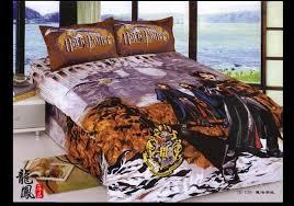 hot harry potter bedding set girls twin full size bedding kids duvet cover boys 100