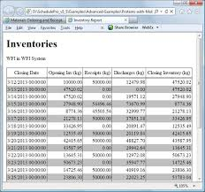 How To Create An Inventory System In Excel Intelligen Inc Products