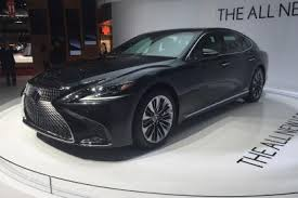 2018 lexus hybrid models. interesting lexus lexus ls 500h geneva in 2018 lexus hybrid models