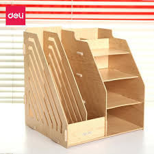 office file box. Wooden File Box Competent Multi Function Combination Table Desktop Office Storage E