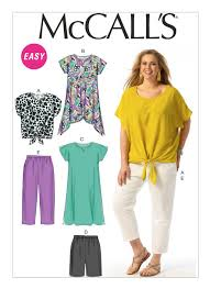 Mccalls Plus Size Patterns
