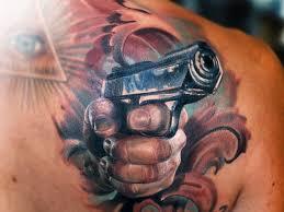современная татуировка как особый вид искусства