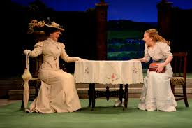 theatre preview the importance of being earnest fathom events vaudeville theatre london dress rehearsals 2015the importance of being earnest by oscar wildedirected by adrian
