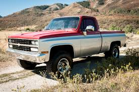 Sell used 1984 Chevy Silverado K10 4x4 - SHORT BED, FUEL INJECTION ...
