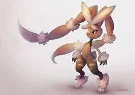 Mega Lopunny by eldrige : pokemon