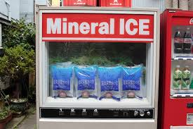 Vending Ice Machines Impressive Ice Vending Machine In Japan You Really Have Vending Machi Flickr