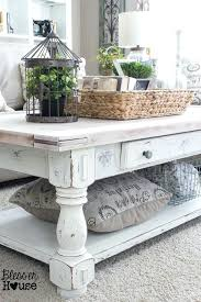 distressed white coffee table fantastic rustic white coffee table with best distressed coffee tables ideas only