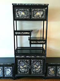 traditional korean furniture. Mother Of Pearl Lacquered Furniture Traditional Korean Design S