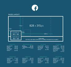 social a cheat sheet facebook cover photo profile photo and image sizes for