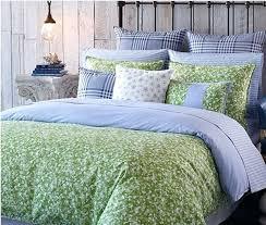 tommy hilfiger laurel dobby 3 pc full queen comforter set hydrangea petals sheet blue green stripe tommy hilfiger mission paisley queen comforter set