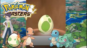 Lets Play Pokemon Masters #76   Neues Update Eier auf Passio, ich brüte  mein erstes Ei aus
