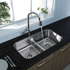 kitchen incredible design double kitchen sinks top 25 best double sink ideas on 30 black