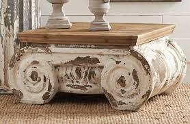 ionic capital coffee table coffee table