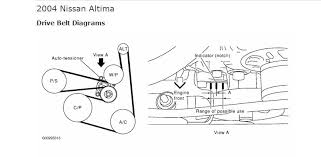 2004 nissan murano serpentine belt diagram 2004 auto wiring serpentine belt diagram nissan altima 2004 serpentine belt on 2004 nissan murano serpentine belt diagram