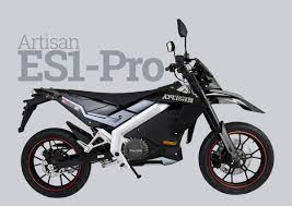 ES1-Pro | Artisan Scooters