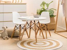 mocka belle kids table  chair set  kids replica furniture  mocka