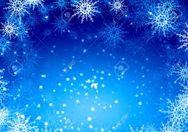 blue christmas background. Exellent Christmas Blue Christmas Background With Snowflakes And Lights Zdjcie Seryjne   27113850 Inside Background