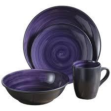 Mcleland Design 32 Pc Stoneware Dinnerware Sets Fingerhut Mcleland Design 16 Pc Stoneware Dinnerware Set