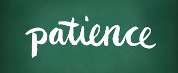 Image result for waiting with patience