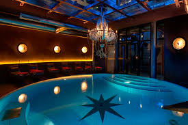 indoor swimming pool lighting. indoor pool u0026 spa hotel coeur des alpes swimming lighting