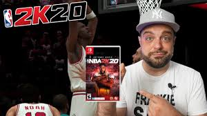 NBA 2K20 REVIEW For Nintendo Switch ...