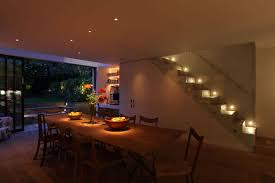modern lighting design houses. modern dining room light not centered over table lighting design houses