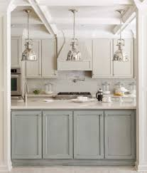 Industrial Kitchen Pendant Lights Industrial Interior Idea For Kitchen With Bold Cabinetry And Shiny