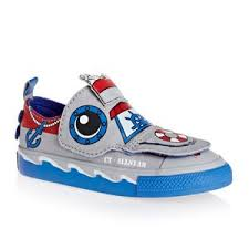 converse infant shoes. converse shoes - chuck taylor all star creatures ox infant wolf grey/