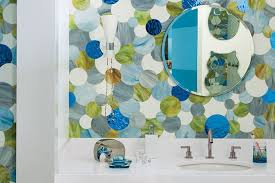 30 Adorable Bathrooms With Vivid Colors  Colorful Bathroom And Colorful Bathroom