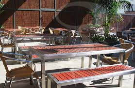 Commercial Outdoor Tables And Chairs