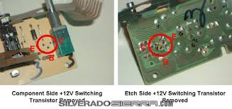 silveradosierra com • how to repair gmc ck series trucks hvac reassemble the heater ac control unit no instructions should be required just reverse disassembly do not install it in the vehicle yet there is still