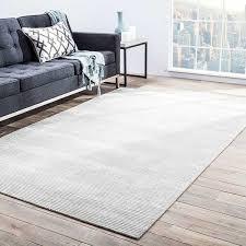 area rug 9x12 simple hand loomed solid grey wool silk rug x fb a af