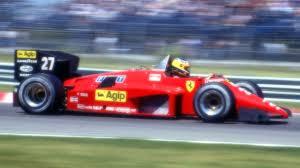 Ferrari 156 85 Canada Gp 1985 M Alboreto Winner Scale 1 18 Looksmart Models