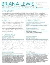 Creative Marketing Resume Creative Resume For Marketing Website Templates