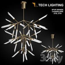 spur grande chandeliers
