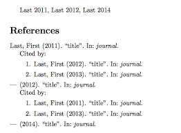 citing essays how to cite sources in an essay keeping track of bibtex how to list citing papers under each of my paper