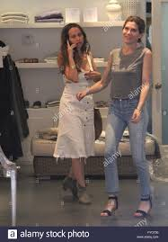 jennifer meyer jewelry designer and wife of tobey maguire goes ping at jill roberts boutique in beverly hills featuring jennifer meyer where los