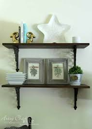 dining room diy wall shelves shelf styling artsyrule com wallshelves