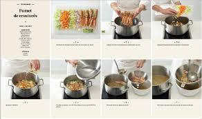 Livre De Cours De Cuisine Comme Un Grand Chef Ferrandi Paris